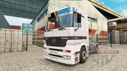 Mercedes-Benz Actros 1843 MP1 für Euro Truck Simulator 2