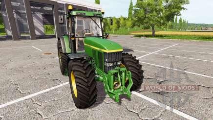 John Deere 7710 pour Farming Simulator 2017