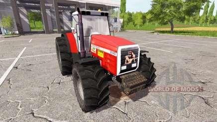 Massey Ferguson 8140 v2.0 für Farming Simulator 2017