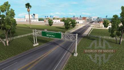 Viva Mexico v2.1.1 pour American Truck Simulator