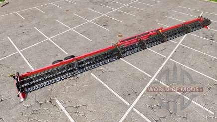 New Holland SuperFlex Draper 45FT huge für Farming Simulator 2017