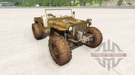 Jeep Hell v0.5 pour BeamNG Drive