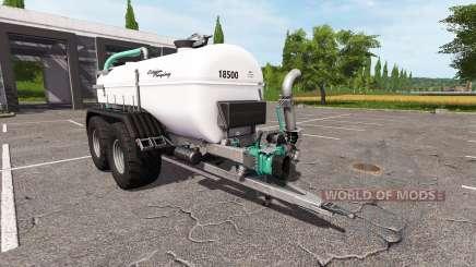Zunhammer SKE 18.5 PUD titian special für Farming Simulator 2017