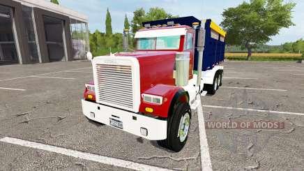 Freightliner FLD 120 dump pour Farming Simulator 2017