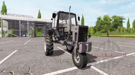 MTZ-80 belarussischen für Farming Simulator 2017