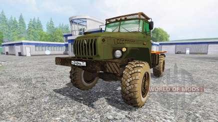 Ural-43206 für Farming Simulator 2015