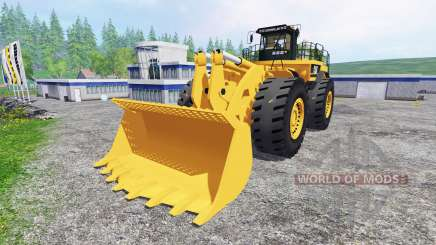 Caterpillar 994F pour Farming Simulator 2015