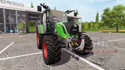 Fendt 312 Vario v2.0 für Farming Simulator 2017