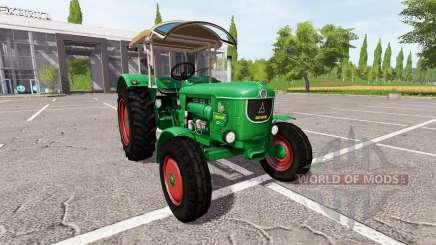 Deutz D80 v1.3 für Farming Simulator 2017