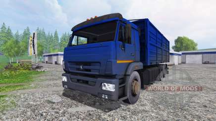 KamAZ 65117 pour Farming Simulator 2015