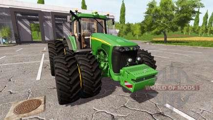 John Deere 8320 v2.0 für Farming Simulator 2017