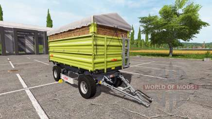 Fliegl DK 180-88 lumière pour Farming Simulator 2017