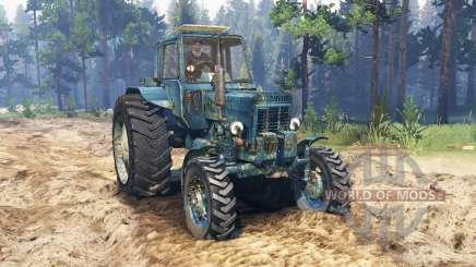 MTZ-80L Biélorussie pour Spin Tires
