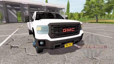 GMC Sierra 3500HD dually für Farming Simulator 2017