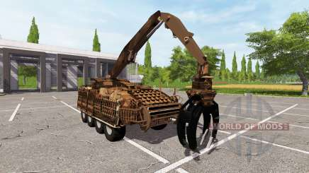 Stryker M1132 pour Farming Simulator 2017