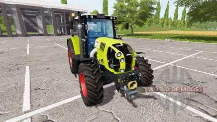 CLAAS Arion 630 v2.0 für Farming Simulator 2017