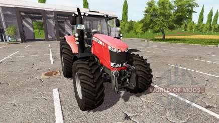 Massey Ferguson 6613 für Farming Simulator 2017