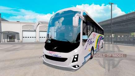 Volvo 9800 pour American Truck Simulator
