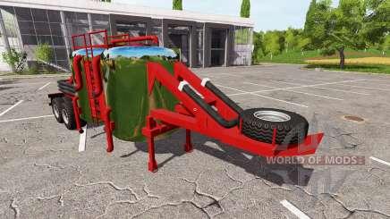 La remorque pour Farming Simulator 2017