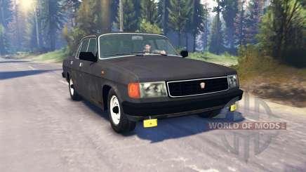 GAZ 31029 Volga v2.0 pour Spin Tires
