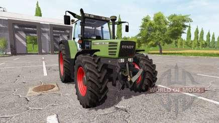 Fendt Favorit 512C Turbomatic v2.0.5 für Farming Simulator 2017