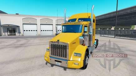 Kenworth T800 2017 pour American Truck Simulator