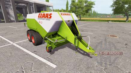CLAAS Quadrant 2200 RC pour Farming Simulator 2017