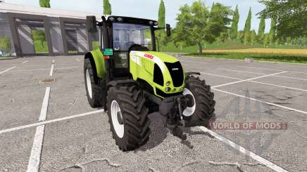 CLAAS Arion 540 pour Farming Simulator 2017