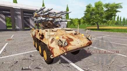Stryker M1126 BVRAAM pour Farming Simulator 2017