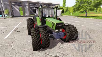 Fendt Favorit 512C Turbomatic v3.0 pour Farming Simulator 2017