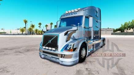 Volvo VNL 780 v2.8 pour American Truck Simulator