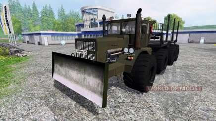 Kirovets K-700a variateur électronique de 8x8 pour Farming Simulator 2015