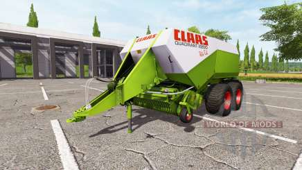 CLAAS Quadrant 2200 RC v0.9.1.7 pour Farming Simulator 2017