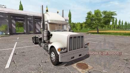 Lizard TX 415 Barrelcore HookLift pour Farming Simulator 2017