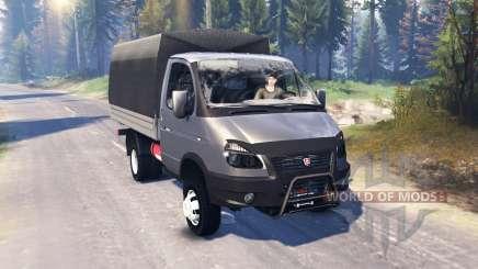 GAZA-Gazelle 33027-Business v2.0 pour Spin Tires
