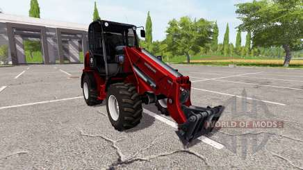 Weidemann 4270 CX 100T pour Farming Simulator 2017