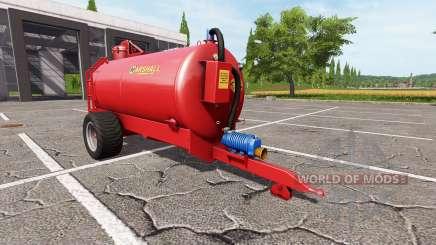Marshall ST1800 pour Farming Simulator 2017
