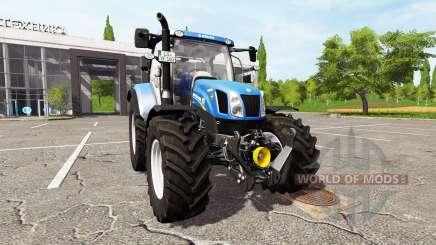 New Holland T6.140 für Farming Simulator 2017