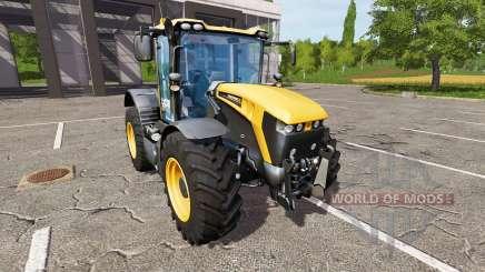 JCB Fastrac 4190 v1.1 für Farming Simulator 2017