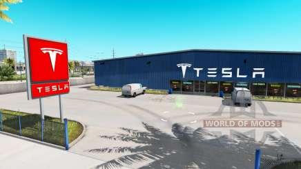 Véritable entreprise v2.0 pour American Truck Simulator