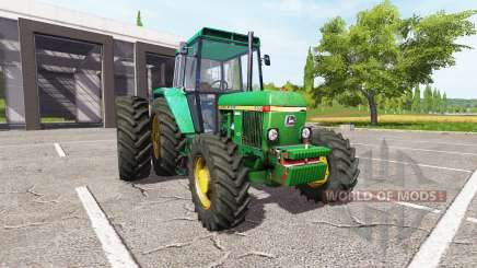 John Deere 3030 v1.1 für Farming Simulator 2017