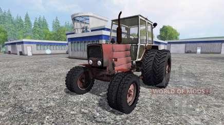UMZ-6KM bog für Farming Simulator 2015