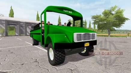 Freightliner Party Bus pour Farming Simulator 2017