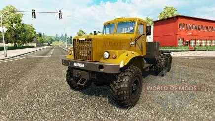 KRAZ-255 für Euro Truck Simulator 2