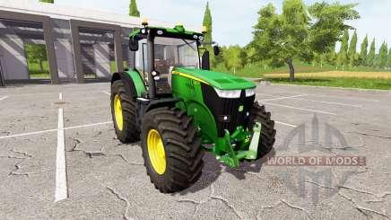 John Deere 7270R v2.0 pour Farming Simulator 2017
