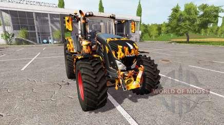 Fendt 936 Vario flammen für Farming Simulator 2017