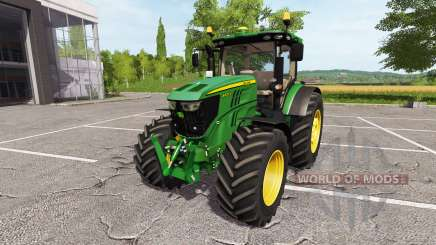 John Deere 6230R v2.0 pour Farming Simulator 2017
