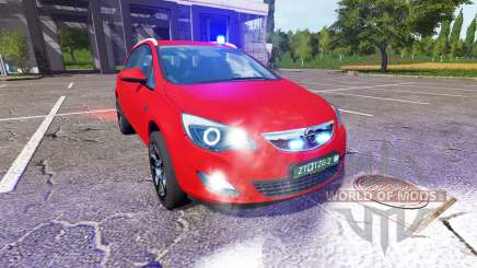 Opel Astra Sports Tourer (J) für Farming Simulator 2017