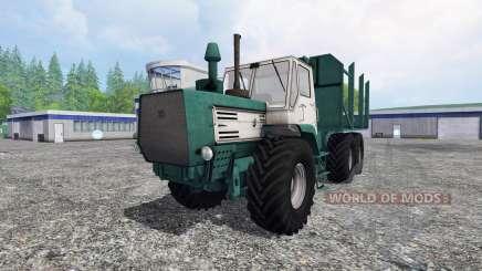 T-150K 6x6 pour Farming Simulator 2015