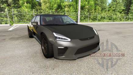 Hirochi SBR4 facelift v1.02 pour BeamNG Drive
